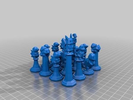 Pokemon Chess