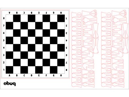 Chess set #2