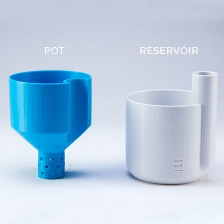 Self-Watering Planter (Small)