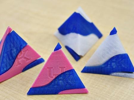 Tunable Tolerance Tetrahedron Twist Timewasting Toy