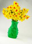Pineapple tulip vase  3d model for 3d printers