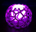 Lamp cover  3d model for 3d printers