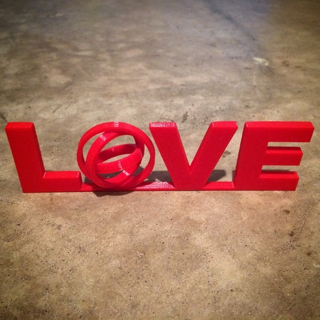 LOVE Gimbal