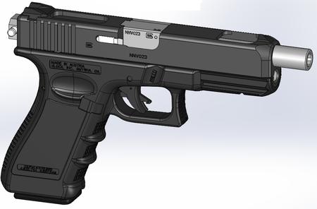 glock-17 de armas completas