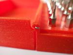Modelo 3d de Boite embouts 4mm para impresoras 3d