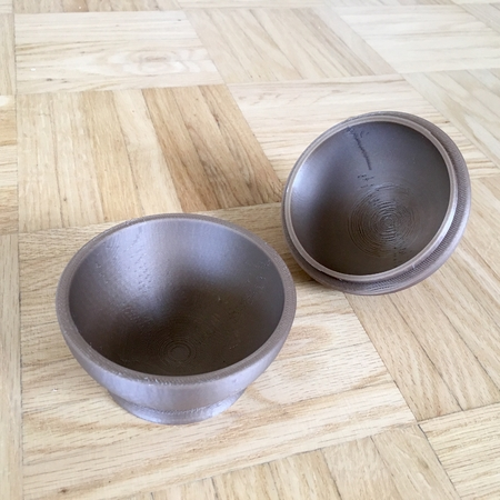 Small crown bowl