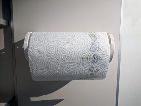 Voronoi Paper Towel Dispenser