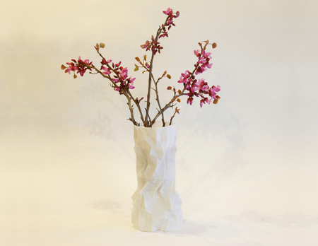 Spring Of Persian Carpets Vase