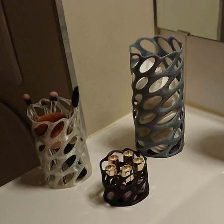 Voronoi vases