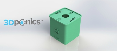 Plaza de la Tapa - 3Dponics Sistema del Cubo de la