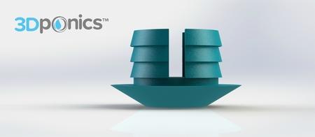 Riego Plug - 3Dponics Emisores y Tapones
