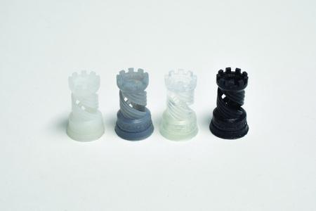Marca: Torre - 2015 Impresora 3D Shoot Out SLA Prueba
