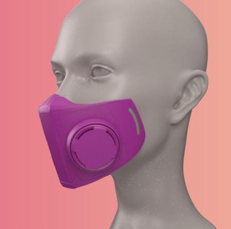 Las máscaras N95 contra Coronavirus COVID19 #HackThePandemic
