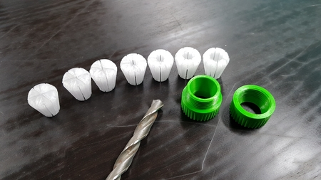 Boquilla de Perforación Stop (<1 mm a 14 mm)
