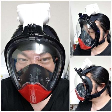 Covid-19 Dechatlon / TheNice / Otros máscara de Filtro Hepa Adaptador
