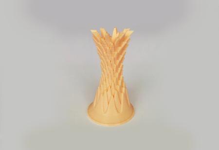Leaf Vase 10