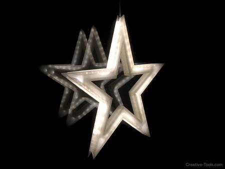 Vega - The LED-lit Christmas Star