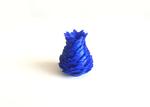 Leaf vase # 1  3d model for 3d printers