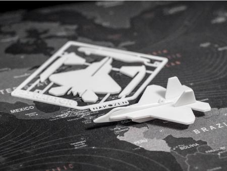 F22 Raptor Kit Card