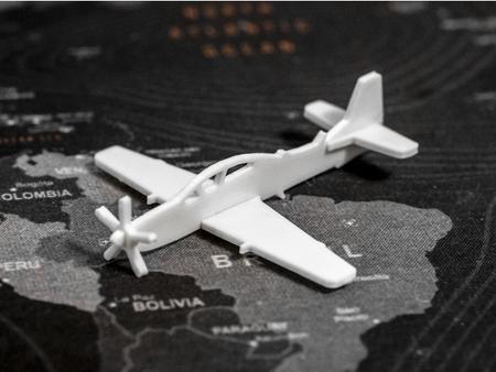 A-29 Super Tucano Kit Card