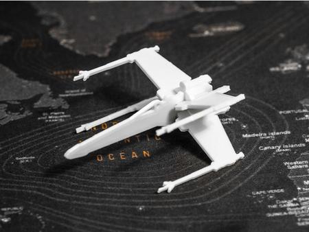 X-Wing Kit Card REDUX
