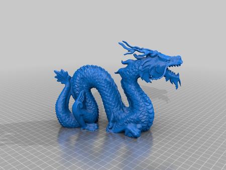 Dragón Chino En Miniatura