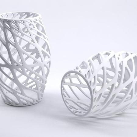 Vase d'art