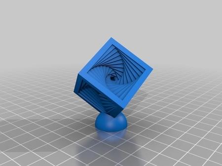 Espiral cubo